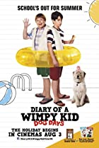 Diary of a Wimpy Kid: Dog Days (2012) Poster