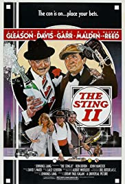 The Sting II Poster