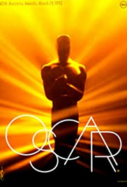 The 65th Annual Academy Awards Poster