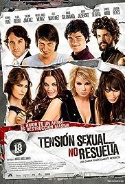 Tensión sexual no resuelta Poster