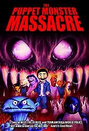 The Puppet Monster Massacre Poster