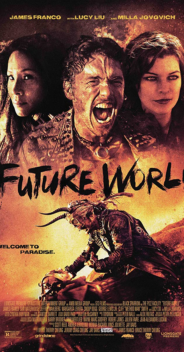 Ateities pasaulis / Future World (2018) online