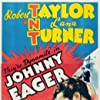Robert Taylor and Lana Turner in Johnny Eager (1941)