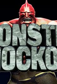 Monster Knockout Poster