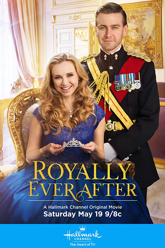 Royally Ever After Movie Poster