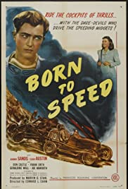 Born to Speed Poster