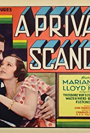 A Private Scandal Poster