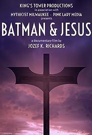 Batman & Jesus Poster