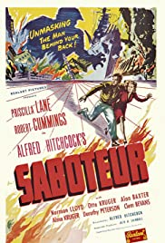 Saboteur Poster