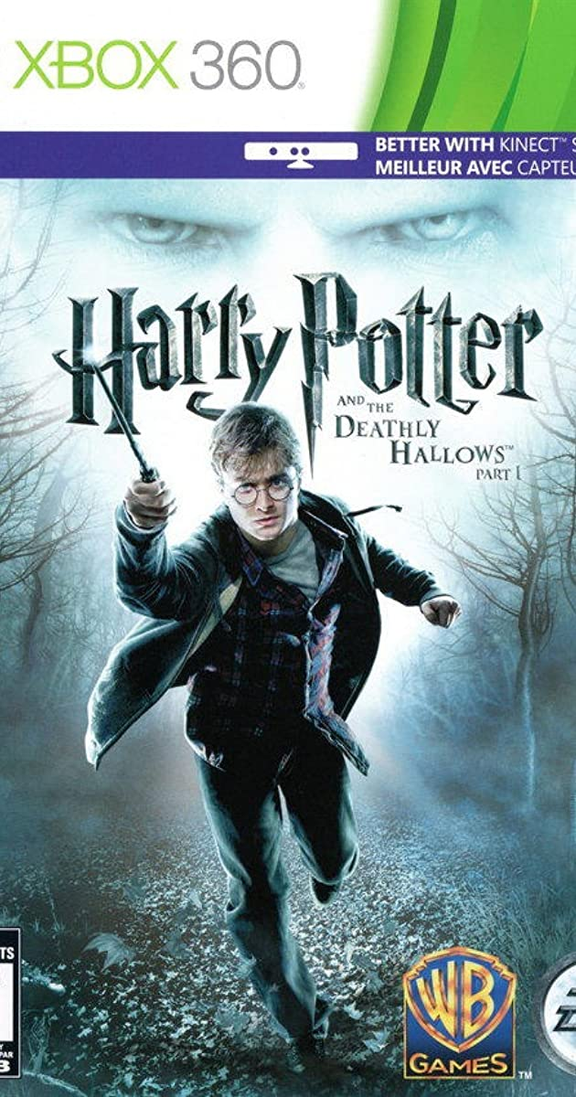 harry potter and the deathly hallows part i video game