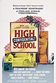 High School Confidential! Poster