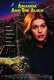 Amanda & the Alien(1995) Poster - Movie Forum, Cast, Reviews