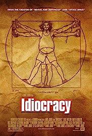 Idiocracy Poster
