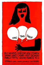 One, Two, Three Poster