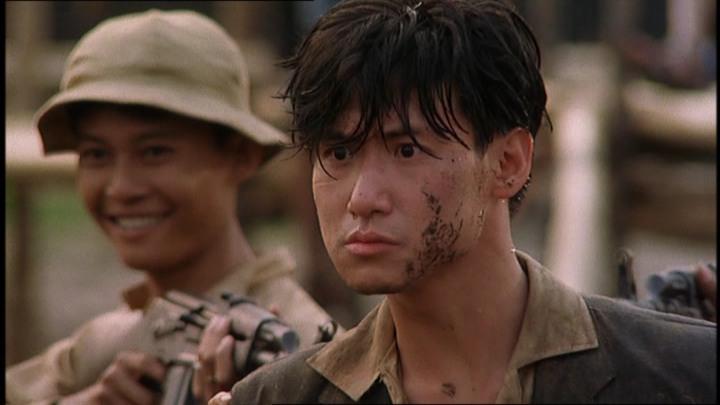 Jacky Cheung in Die xue jie tou (1990)