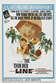 The Thin Red Line (1964) Poster - Movie Forum, Cast, Reviews