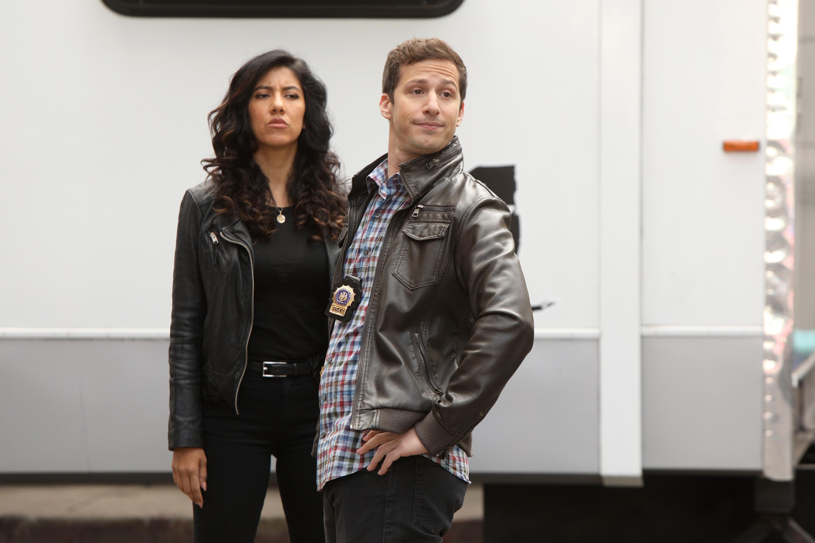 Brooklyn Nine-Nine: Serve & Protect | Season 4 | Episode 14