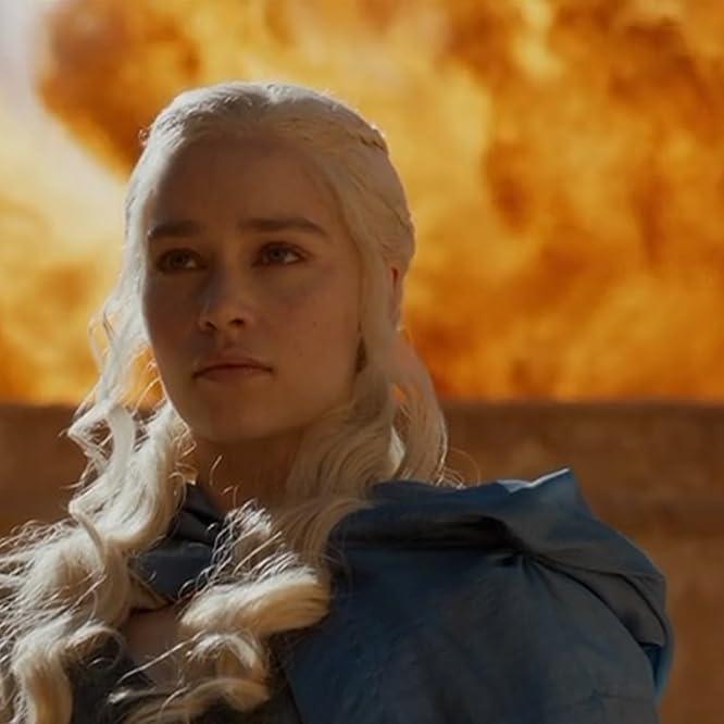 Emilia Clarke in Game of Thrones (2011)