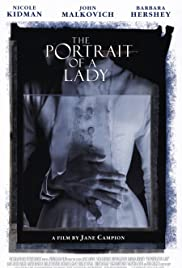 The Portrait of a Lady Poster