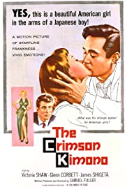 The Crimson Kimono Poster