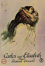 Carlos und Elisabeth Poster