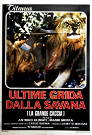 Savage Man Savage Beast Poster