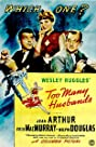Too Many Husbands (1940) Poster
