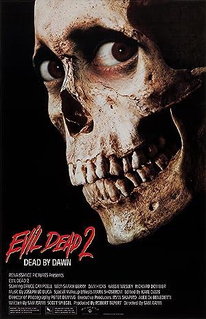 Evil Dead II Streaming online: Netflix, Amazon, Hulu & More