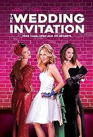 The Wedding Invitation Poster