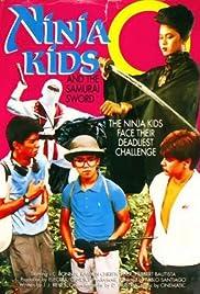 Ninja Kids and the Samurai Sword(1986) Poster - Movie Forum, Cast, Reviews