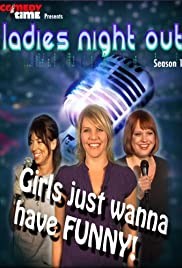 Ladies Night Out Poster