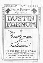 The Gentleman from Indiana Poster