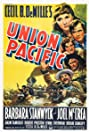 Union Pacific (1939) Poster