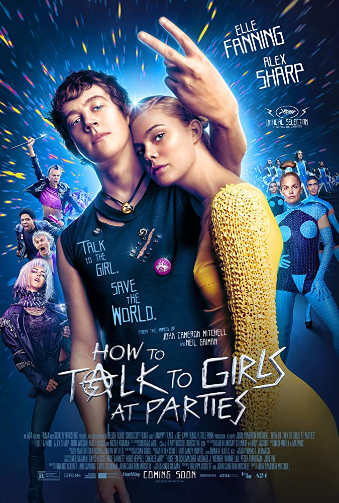 How to Talk to Girls at Parties (2018), Online Subtitrat