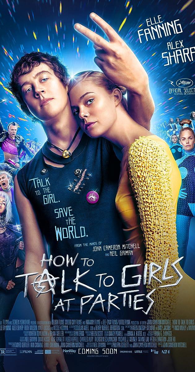 Kaip kalbinti merginas vakarėliuose / How to Talk to Girls at Parties (2017)