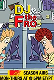 DJ & The Fro Poster