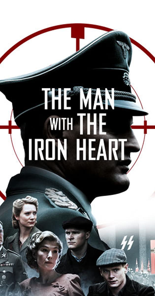 The Man with the Iron Heart (2017) - IMDb
