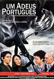 Um Adeus Português Poster