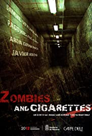 Zombies & Cigarettes Poster