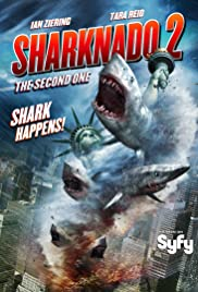 Sharknado 2: The Second One Poster