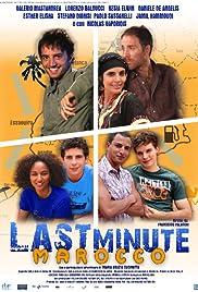 Last Minute Marocco Poster