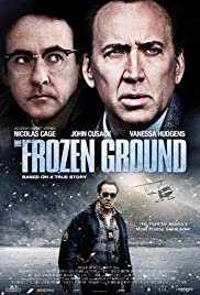 The Frozen Ground Poster