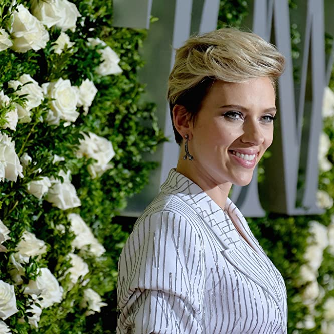 Scarlett Johansson at an event for The 71st Annual Tony Awards (2017)