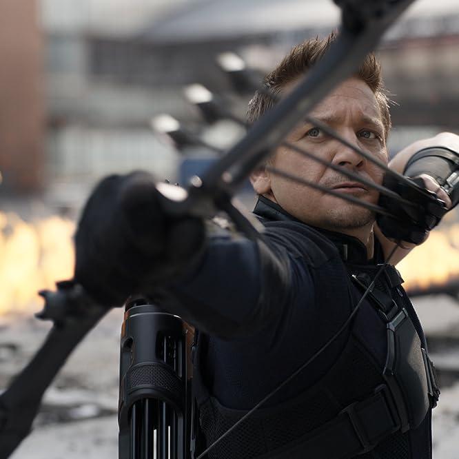 Jeremy Renner in Captain America: Civil War (2016)