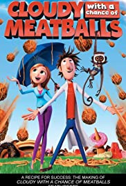 A Recipe for Success: The Making of 'Cloudy with a Chance of Meatballs' Poster