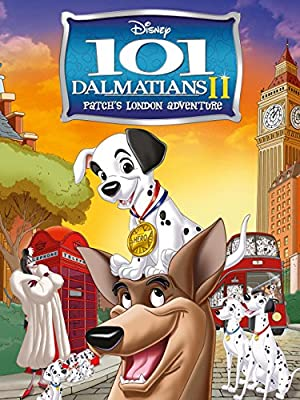 101 Dalmatians 2: Patch's London Adventure poster