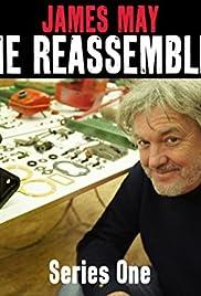 James May: The Reassembler Poster