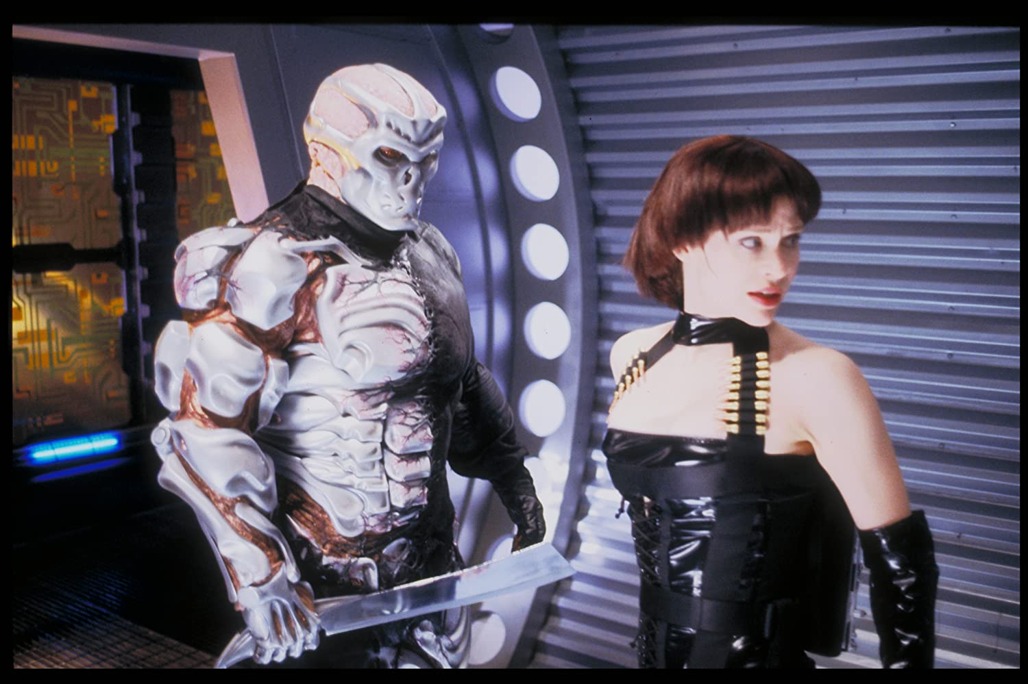 jason x ryder from Lisa