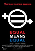 Primary image for Equal Means Equal