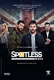 Spotless Poster - TV Show Forum, Cast, Reviews